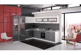 Модульная мебель для кухни Графит