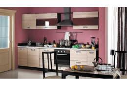 Модульная мебель для кухни Латте-1