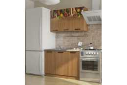 Кухня Вика фотопечать Специи 8 (1200 мм)