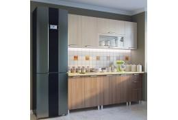 Кухня модульная Карамель