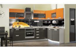 Модульная мебель для кухни Бьюти