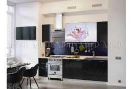 Кухня Лилия 2000 мм фотопечать